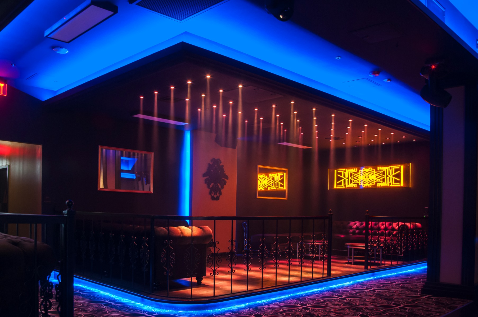 Elation Lighting And Video Systems Help Rumba Room Live