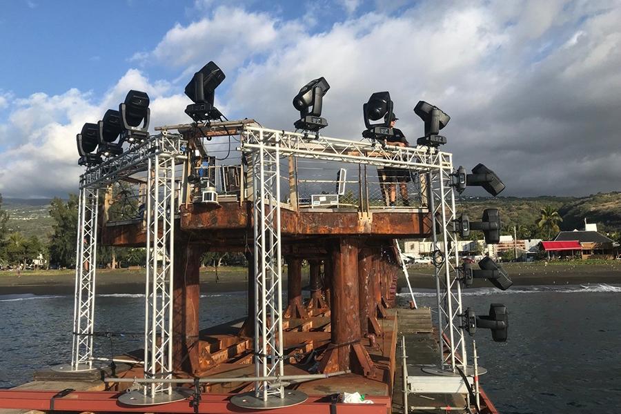 Proteus™ on the Rise at Réunion Métis Art Festival