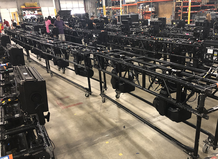 Brown Note Productions, Inc. invests in Elation IP-rated lighting