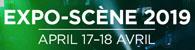 EXPO SCENE 2019 logo