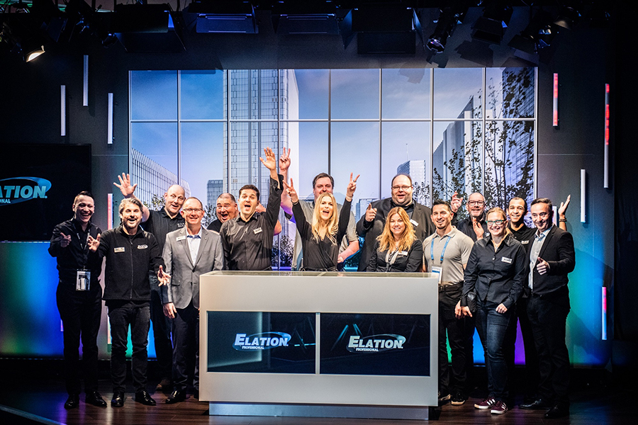 Elation Europe: We support our industry!