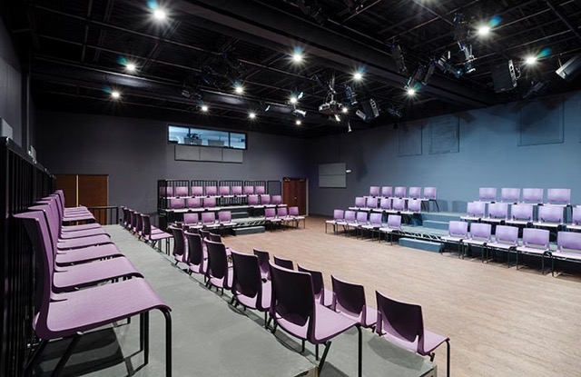 Flex Theatre At Carroll College Upgrades To Elation Led