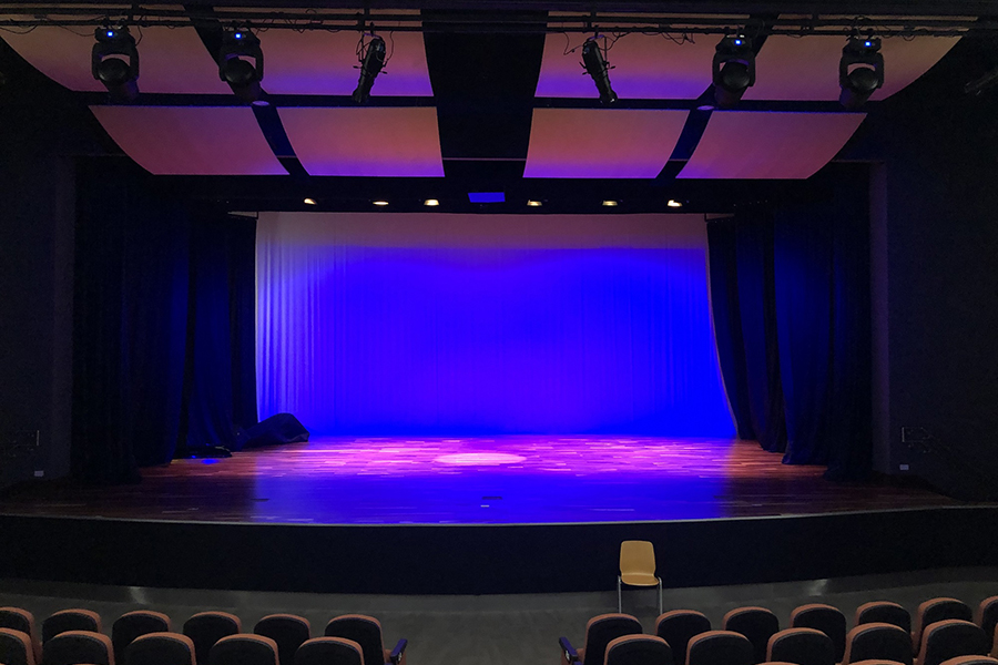 Darko Lighting supply, design and install new stage and architectural lighting systems