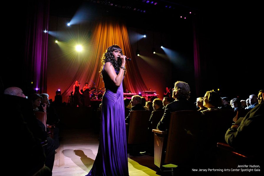 Jennifer Hudson, New Jersey Performing Arts Center Spotlight Gala