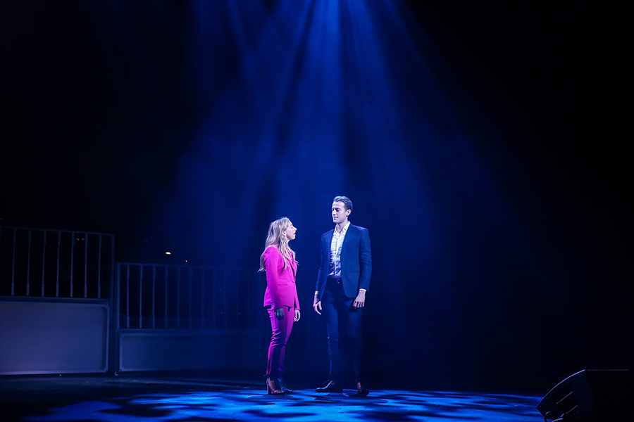 Mason Delman lights Legally Blonde at NYU Skirball with Artiste Picasso™