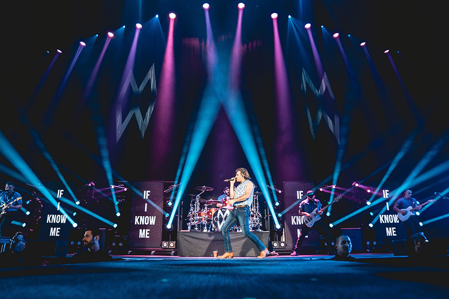 GENETIC Productions and Elation for Morgan Wallen