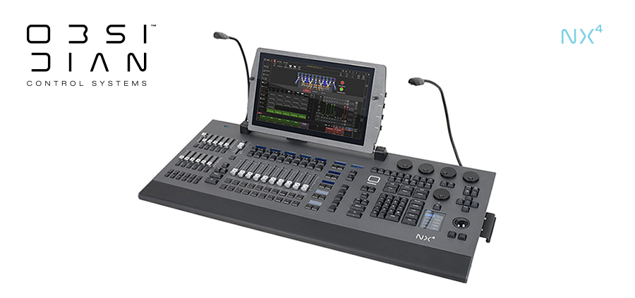 https://www.elationlighting.com/news/index/view/id/1425/  Obsidian Control Systems' Powerful NX 4™ Now Shipping