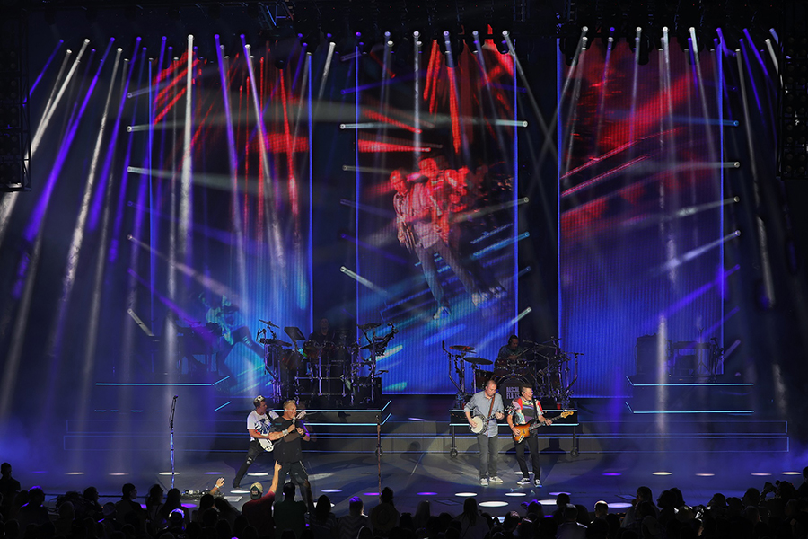 "Smarty Hybrid™ Pods for Rascal Flatts ""Summer Playlist"" Tour"