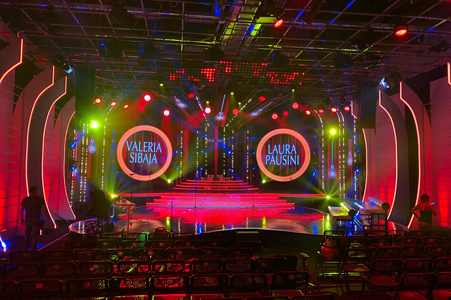 Teletica Channel 7 in Costa Rica Upgrades with Elation Lighting