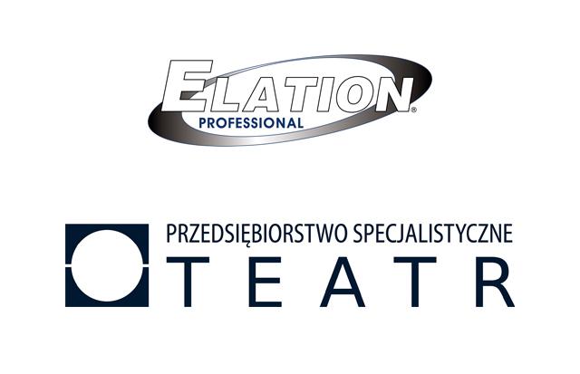 TEATR named new Elation Distributor in Poland